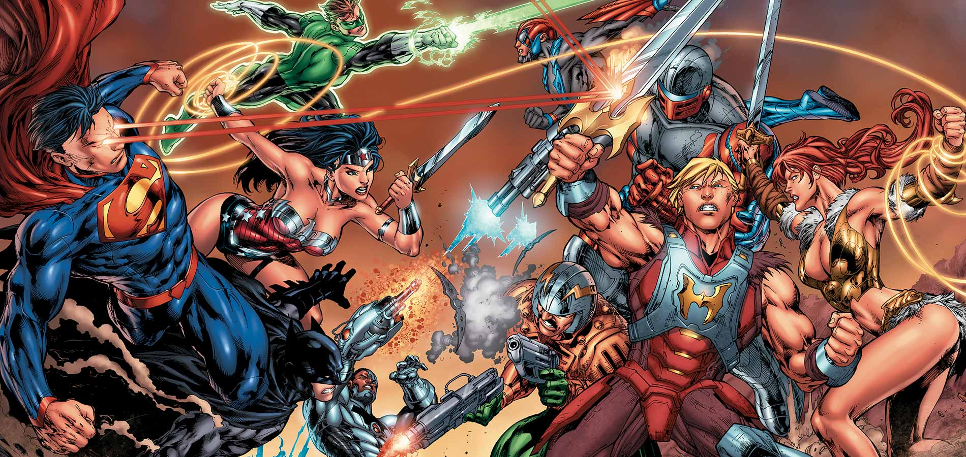 DC Comics reports a 35% increase in readership via DC Universe