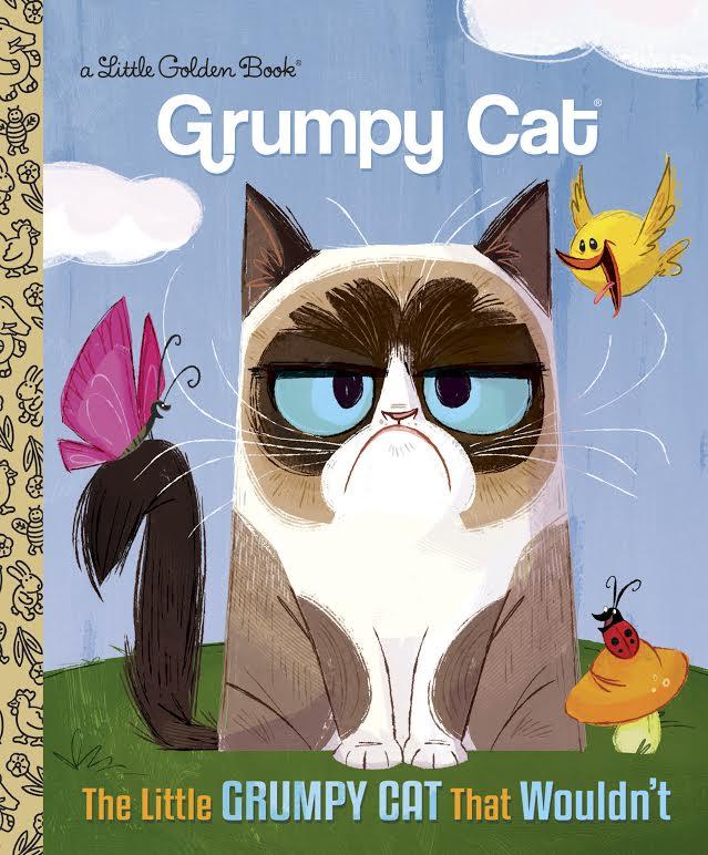 Grumpy Cat Birthday Youtube: Random House To Publish 3 Grumpy Cat Kids Books