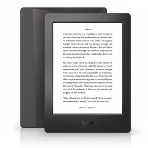 The Kobo Aura H2O Edition 2 will be released soon