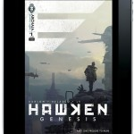 Hawken Digital Comic Includes Code for Beta Event