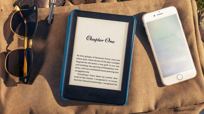 Amazon Kindle e-Reader – 2019 Review