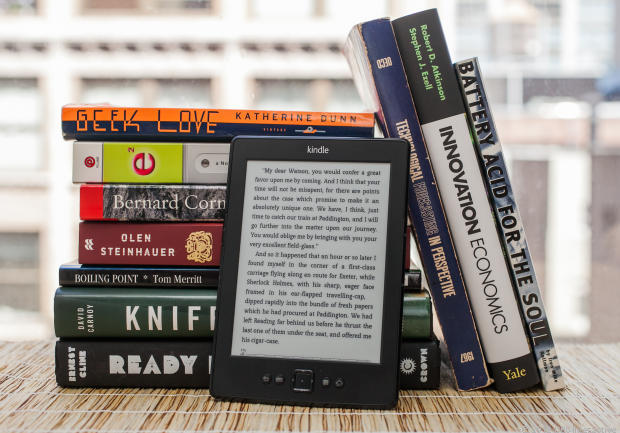 Libraries Are Concerned About the Lack of New e-books in the