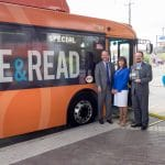 VIA Metropolitan Transit is giving away free e-books