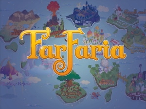 FarFaria Combats Drop in Children's Reading