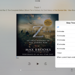 You can Now Listen and Buy Audiobooks with Apple iBooks