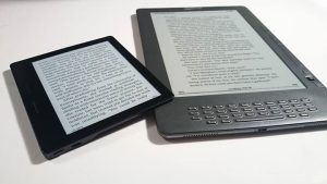 Look How Far the Kindle Has Come
