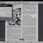 iBooks 1.2.1 Update brings Airprinting with PDF Files