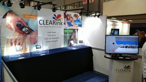 CLEARink is focusing on wearables and 9.7 inch e-readers