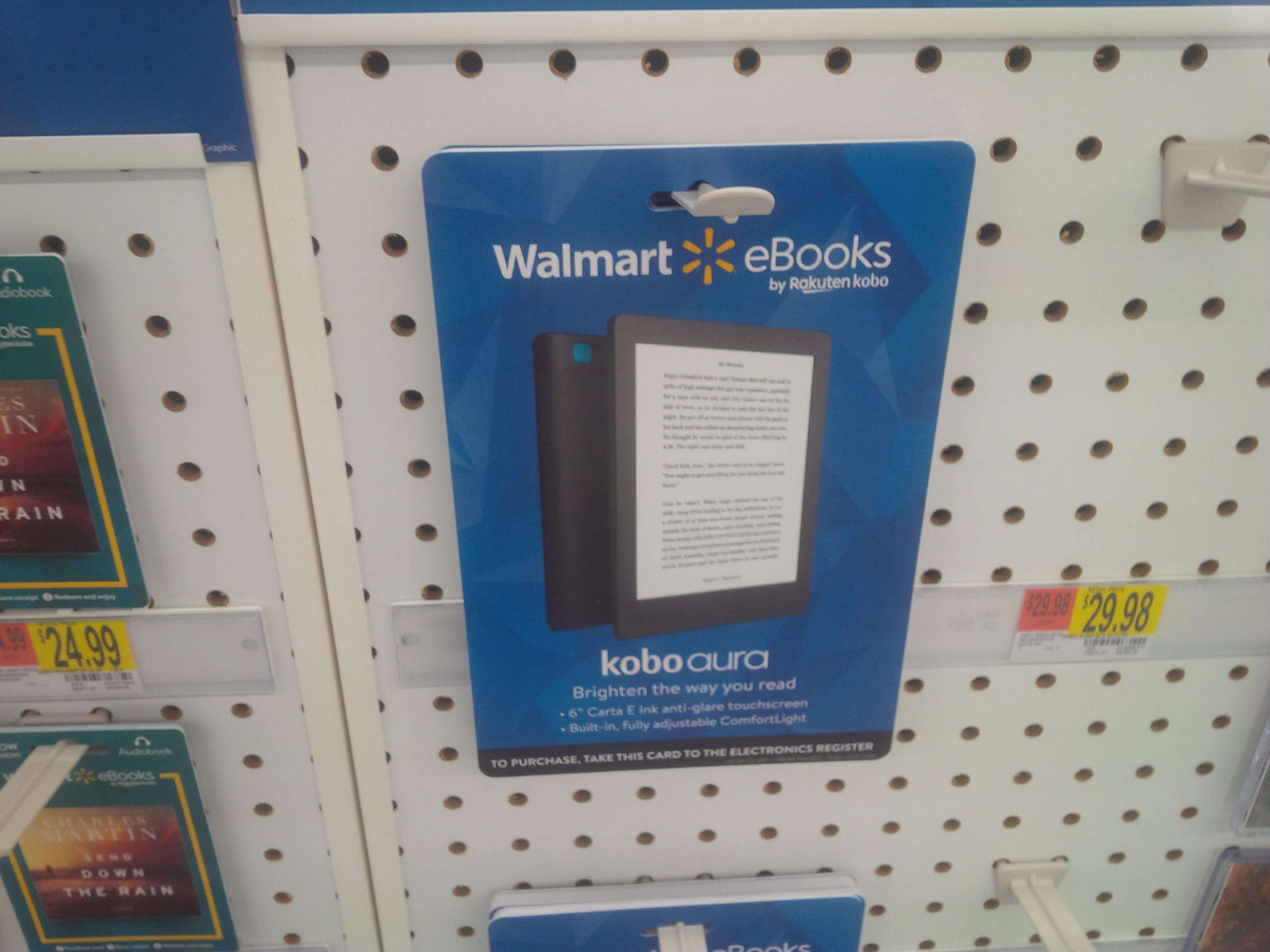 Exclusive: Here is everything you need to know about Kobo at Walmart