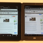 Kobo Arc vs the Amazon Kindle Fire HD