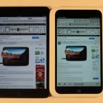 iPad Mini and Nook HD Video Comparison