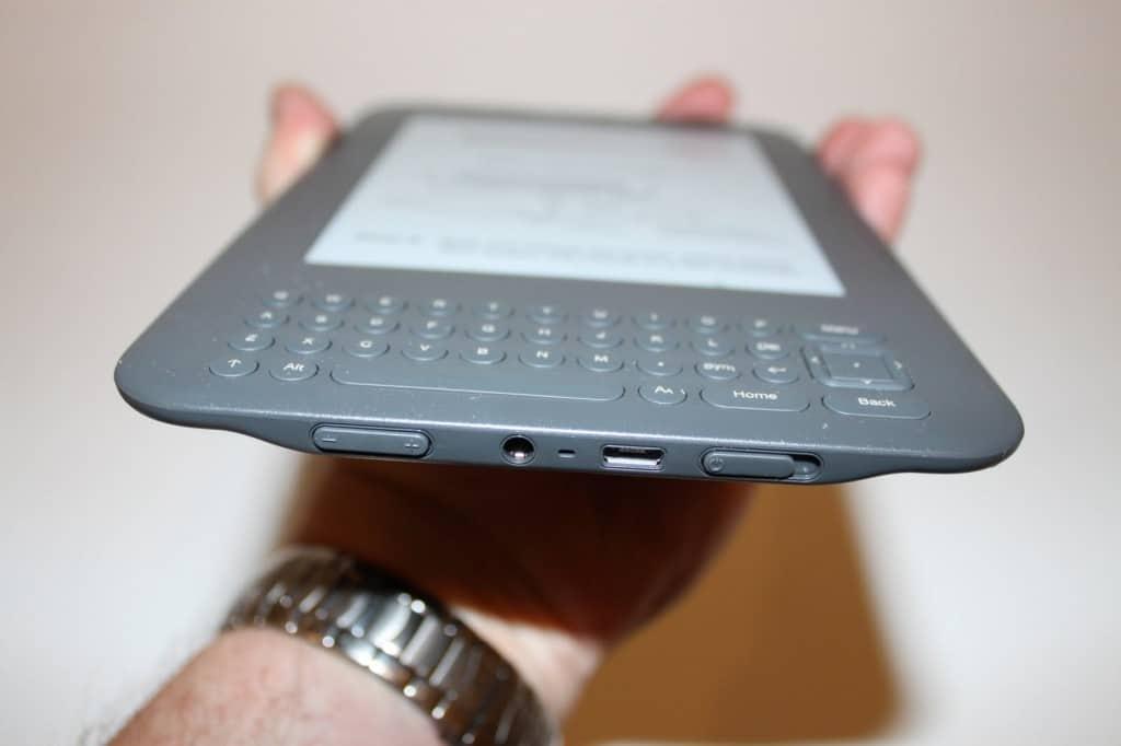 New Kindle Keyboard 3.4 Update Brings Parental Controls