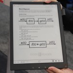Sony 13.3 Inch e-Reader Begins Trials in Japan