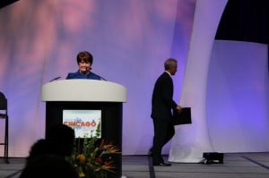 ALA President Maureen Sullivan Discusses eBooks in Libraries