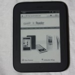 Barnes and Noble Simple Touch Reader Review