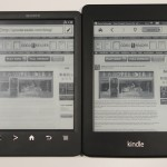 Sony PRS-T3 vs Amazon Kindle Paperwhite