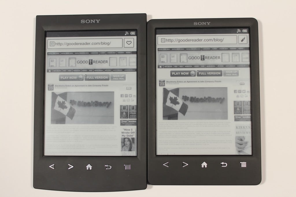 Kindle Vs Sony Reader: Barnes And Noble Simple Touch Reader Discontinued