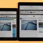 iPad Air and iPad Mini Comparison Video