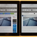 Video Comparison: Apple iPad Air vs Apple iPad 3