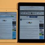 Apple iPad Mini with Retina Display vs iPad Air