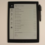 Sony Now Selling the Digital Paper DPT-S1 Online