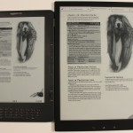 Amazon Kindle DX vs. Sony Digital Paper (DPT-S1)