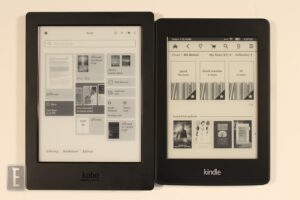 Amazon Kindle Paperwhite 2 vs. Kobo Aura H2O