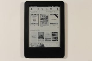 Good e-Reader Gives Week 4 – Amazon Kindle 7th Generation