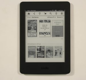 Contest: Win a free Kindle Paperwhite