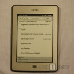 Video Review of the Amazon Kindle Touch 3G with Special Offers