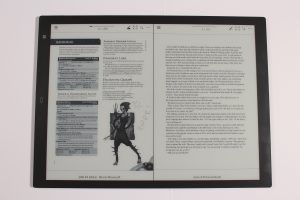 Sony Digital Paper DPT-RP1 Firmware Update Available May 30th