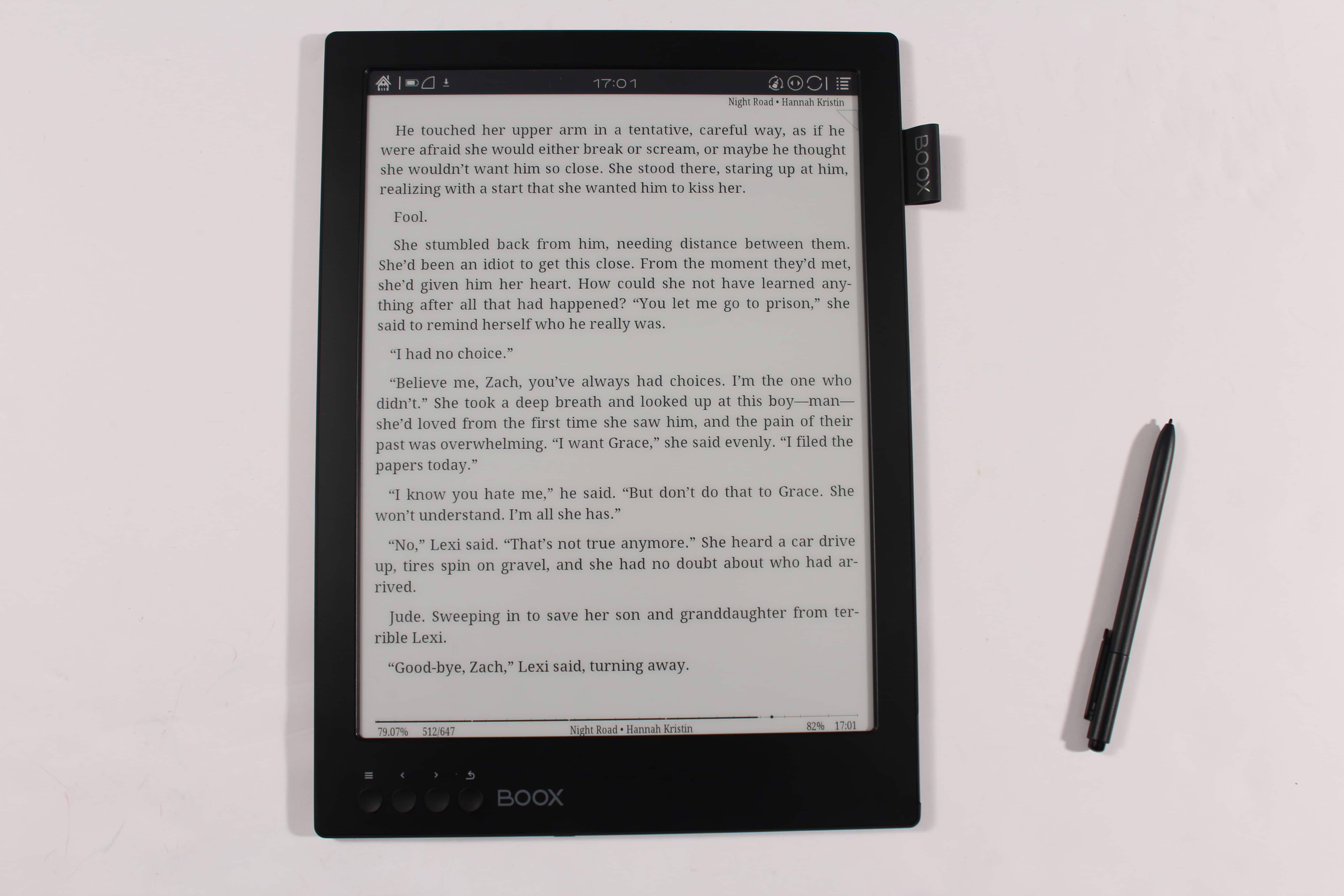 Communication on this topic: How to Make a Book Style eReader , how-to-make-a-book-style-ereader/