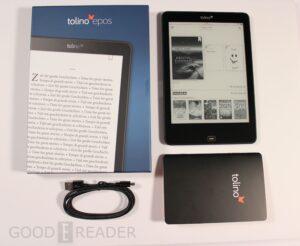 Tolino EPOS E-Reader Review