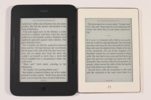 Nook Glowlight 3 vs Nook Glowlight Plus