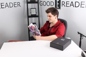 Hands on Review of the eOneBook Dual Screen Manga Reader