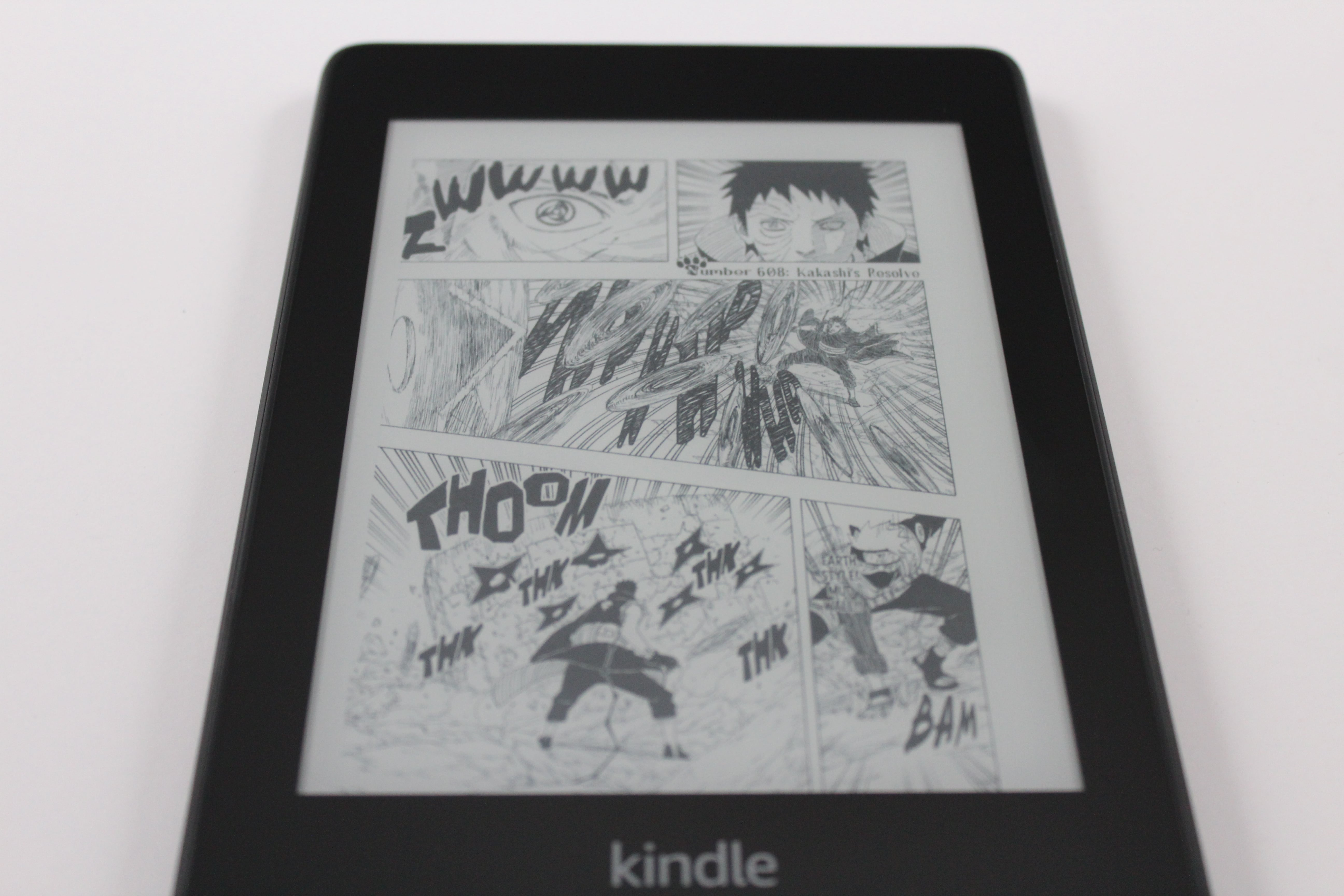 Amazon Kindle Paperwhite 4 2018 Review