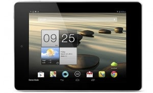 Acer Iconia A1-810 Tablet Now on Sale in France For €199
