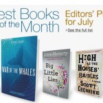 Light Up Your Fourth with Amazon's Best Books of July