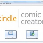 Kindle Comic Creator Makes Comics Into E-Books