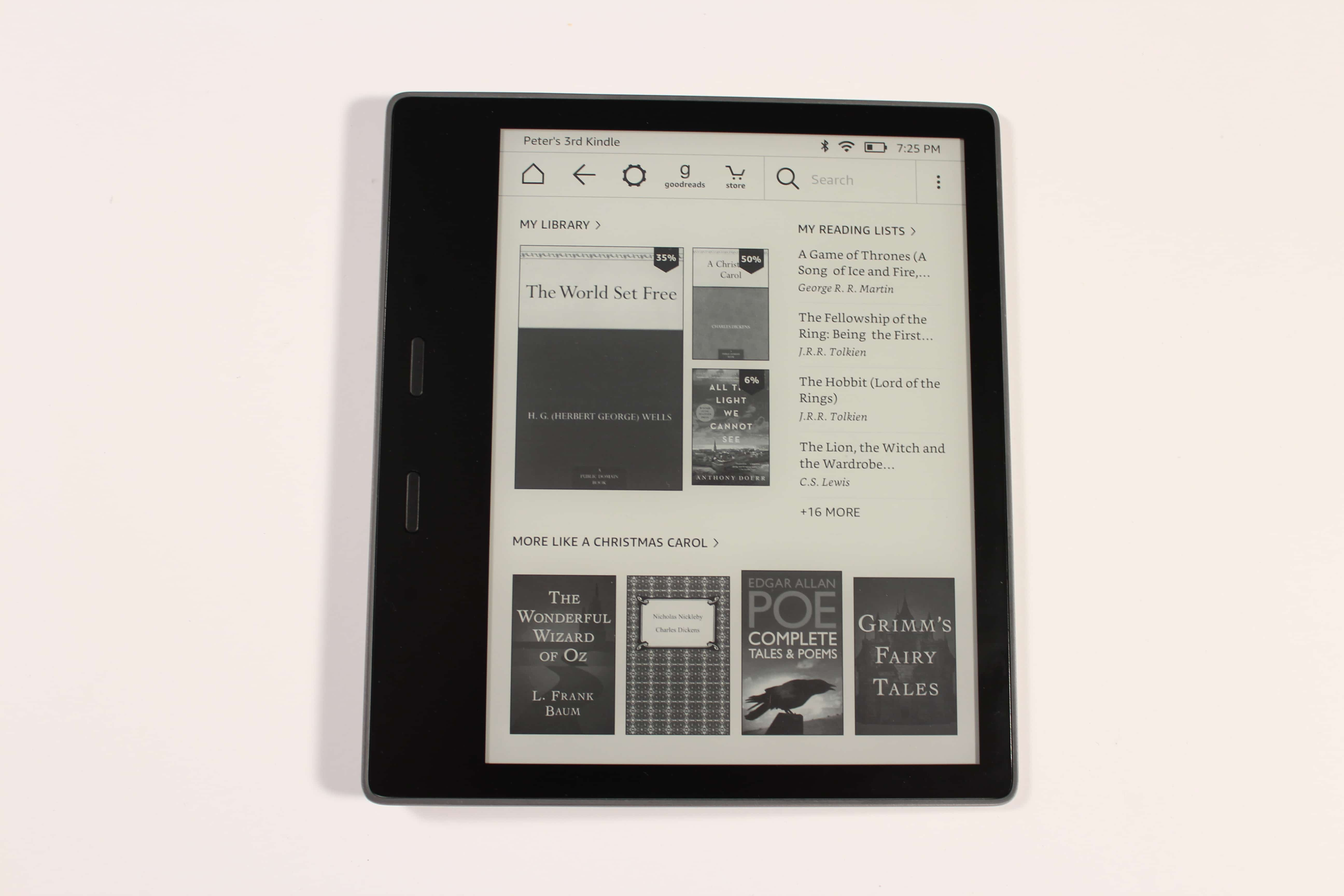 Amazon Kindle Oasis 2 Review – 2017 - photo#44