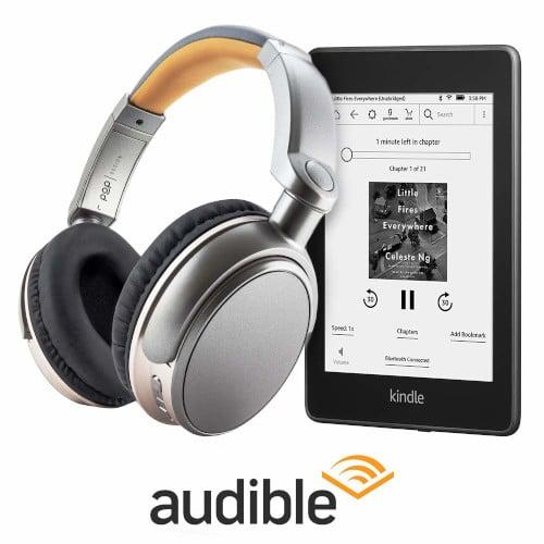 Amazon Kindle Audible Bundle is now available
