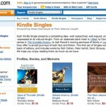 The Editor of Kindle Singles David Blum Talks to Goodereader
