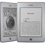 Amazon Kindle Touch Gets New Firmware Update