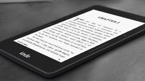Amazon Kindle Voyage 2 to be Released November 2015