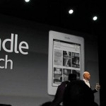 Kindle Touch e-Reader to arrive 1 week early