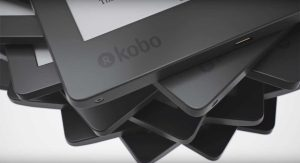 Kobo e-reader news