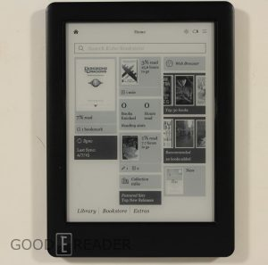 Neonode Powers the Modern e-Reader
