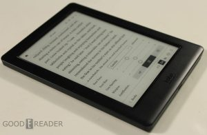 The Kobo Glo HD is now discontinued