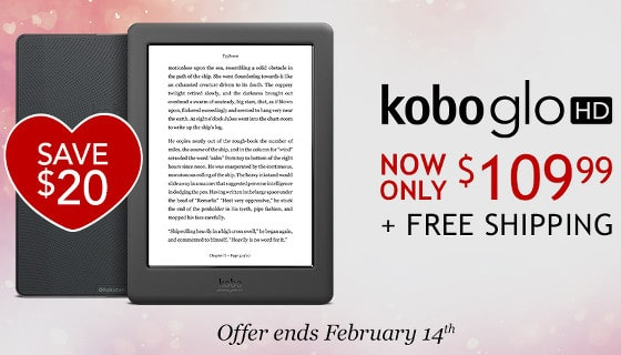 Kobo-Glo-HD-Sale