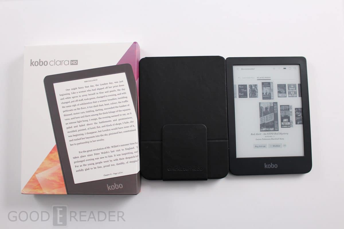 Kobo Clara Hd E Reader Review Good E Reader